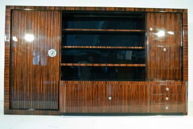 art deco furniture Showcase Bar furniture cabinet
